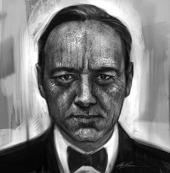 Frank Underwood by Alex Ruiz