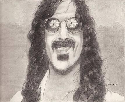 Frank Zappa by Glenn Daniels