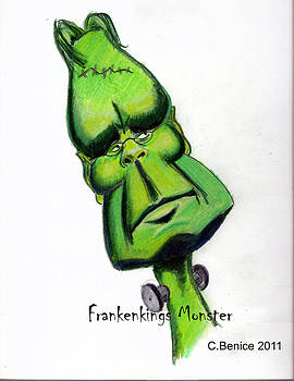 FrankenKings Monster by Chris Benice