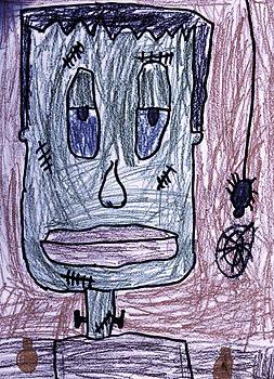 Frankenstein by Carol Tsiatsios