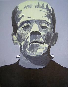 Frankenstein by Dan Twyman