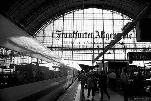 Frankfurt  by Arylana Art