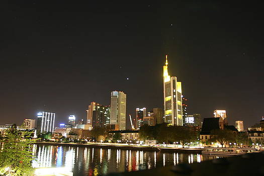 Frankfurt by Laurie Cournia
