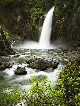 Franklin Falls by Kyle Wasielewski