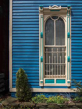 Franklin Street Window by Guy Whiteley