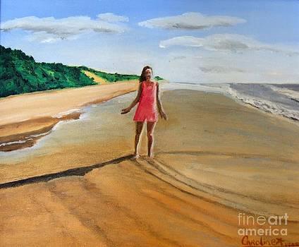 Frazer Island by Caroline Cunningham