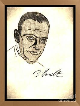 Fred Astaire by Sylvia Howarth