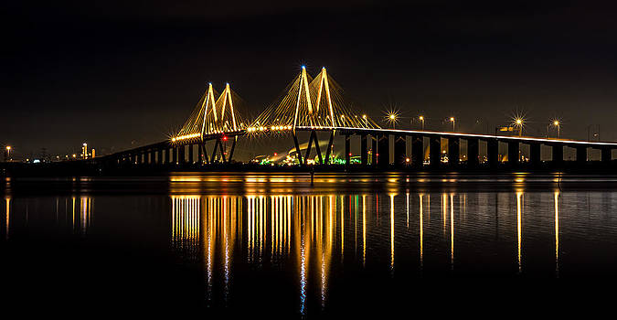 David Morefield - Fred Hartman Bridge
