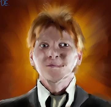 Fred Weasley by Dakota Eichenberg
