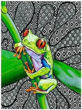 Freddie the Frog by Amy Frank