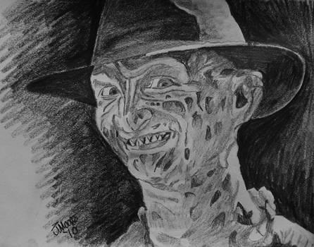 Jeremy Moore - Freddy Krueger