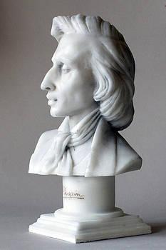 Andrew Szczepaniec SETTA - Frederic Chopin bust