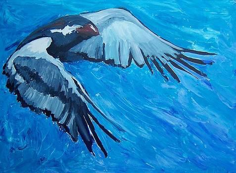 Free Bird by Krista Ouellette