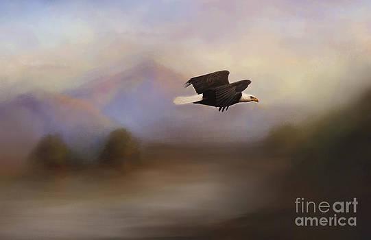 Free Bird by Pam  Holdsworth