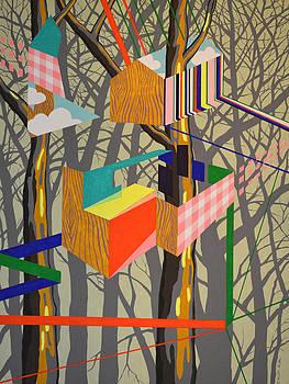 Free Dimension by Heewon Kim