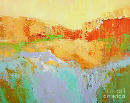 Free Fall by Virginia Dauth