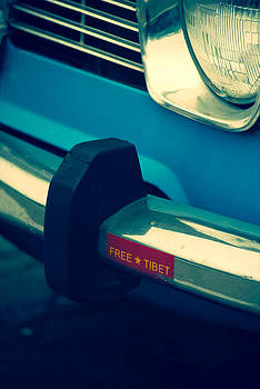 Free Tibet by Ian Wilson