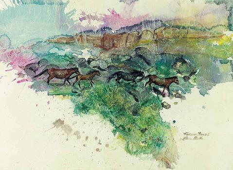 Freedom Fields by Elaine Elliott