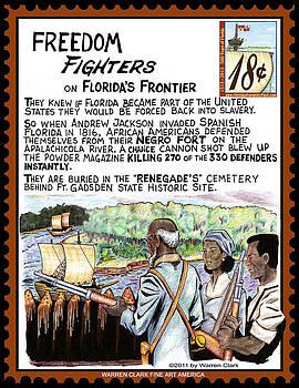 Freedom Fighters on Florida's Frontier by Warren Clark