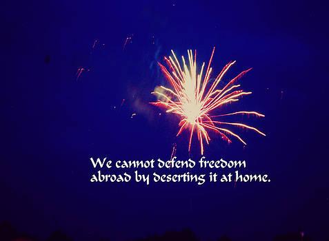 Gary Wonning - Freedom