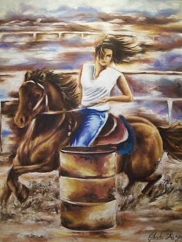 Freedom by Ghada Ali yousri