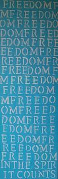 Freedom by Marisol DAndrea