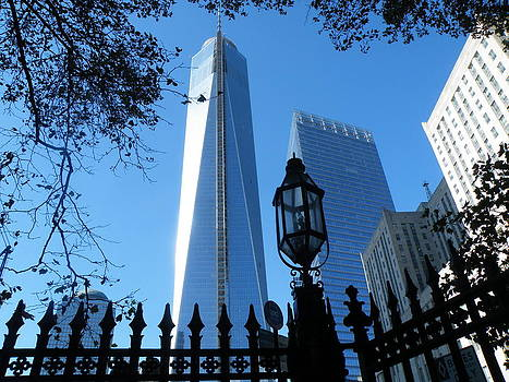 Freedom Tower by Judith Sweeney