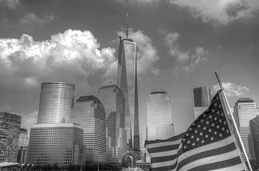 Freedom Tower by Melrosa Webb
