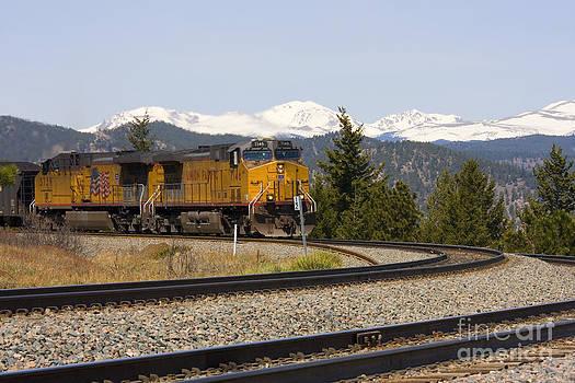 Steve Krull - Freight on the Divide