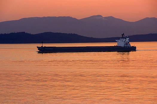 Devinder Sangha - Freight Ship