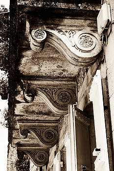 Georgia Fowler - French Architecture - Toned