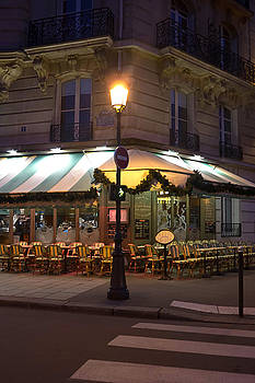 Art Block Collections - French Cafe