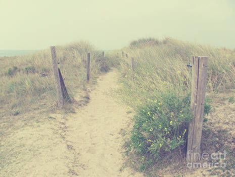 Svetlana Novikova - French Coast beach