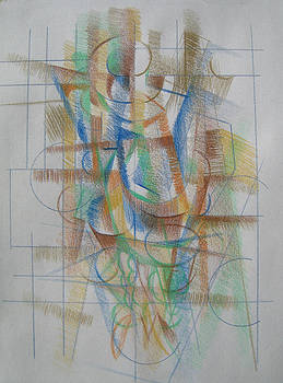 French Curves 3 by Clyde Semler