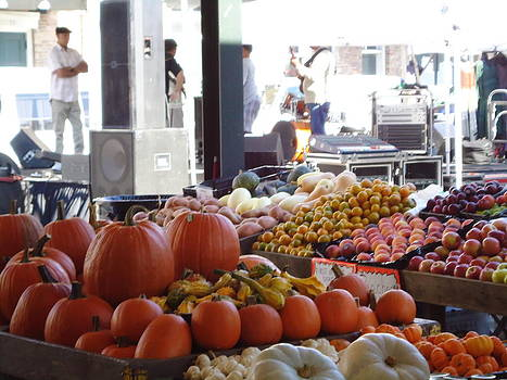 French Market - New Orleans by Katie Spicuzza