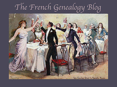 A Morddel - French New Year with FGB border