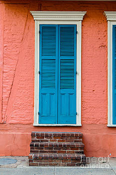 French Quarter Door - 14 by Susie Hoffpauir