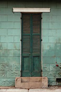French Quarter Door - 16 by Susie Hoffpauir