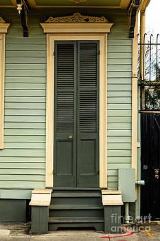 French Quarter Door - 19 by Susie Hoffpauir