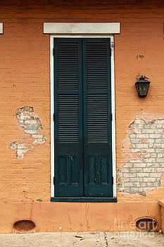 French Quarter Door - 23 by Susie Hoffpauir