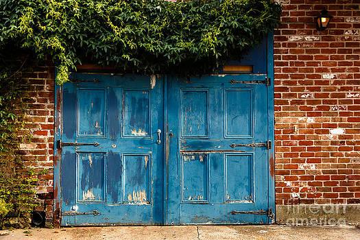 French Quarter Door - 24 by Susie Hoffpauir