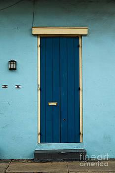 French Quarter Door - 25 by Susie Hoffpauir