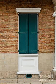 French Quarter Door - 26 by Susie Hoffpauir