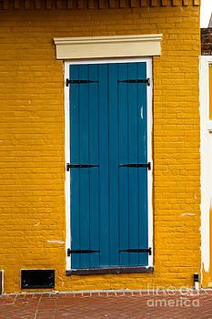 French Quarter Door - 30 by Susie Hoffpauir