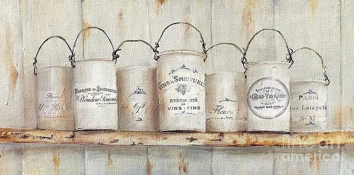 French Tins by Gail McCormack