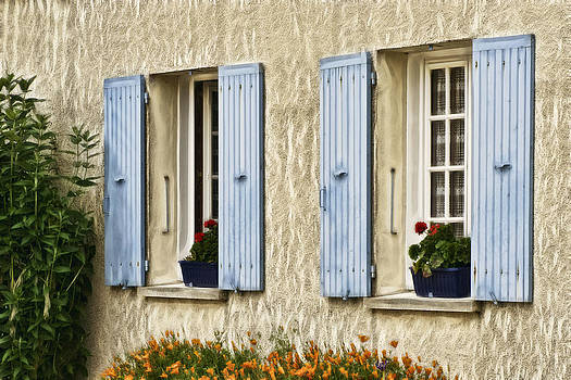 Wes and Dotty Weber - French Windows