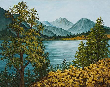 Darice Machel McGuire - Frenchmans Lake