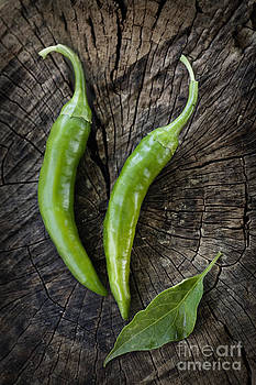 Mythja  Photography - Fresh chilies
