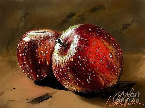 Fresh Fruit by Kath Urbahn