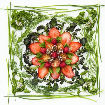 Anne Gilbert - Fresh Fruit Salad